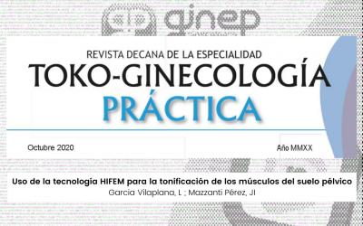 Artículo publicado en la revista Toko-Ginecología Práctica. Autores: Lys García Vilaplana y José Ignacio Mazzanti.